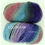 MILLE COLORIS BABY LUXE LANG YARNS COLORIS 06 (Large)