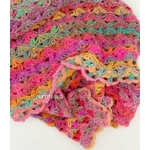 MILLE COLORI SOCKS AND LACE LUXE LANG YARNS COLORIS 53 (4) (Medium)