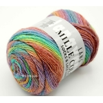 MILLE COLORI SOCKS AND LACE LUXE LANG YARNS COLORIS 56 (1) (Medium)