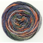 MILLE COLORI SOCKS AND LACE LUXE LANG YARNS COLORIS 57 (2) (Medium)