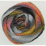 MILLE COLORI SOCKS AND LACE LUXE LANG YARNS COLORIS 24 (2) (Medium)