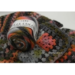 MILLE COLORI SOCKS AND LACE LUXE LANG YARNS COLORIS 24 (4) (Medium)