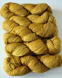 MALABRIGO SOCK OCHRE (2) (Medium)
