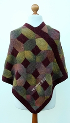 AUTOMNE PONCHO (10) (Large)