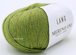 MERINO 150 LANG YARNS COLORIS 297 (Large)