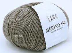 MERINO 150 LANG YARNS COLORIS326 (Large)