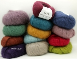 MOHAIR LUXE LANG YARNS  (3) (Medium)