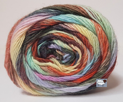 MILLE COLORI SOCKS AND LACE COLORIS 51 (4) (Large)