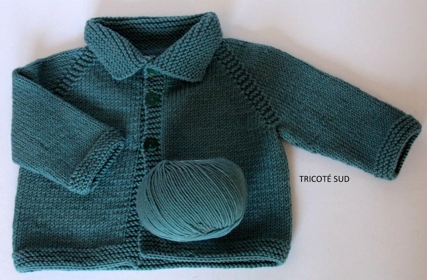 kit tricot 2 ans