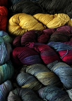 MALABRIGO SOCK (Medium)