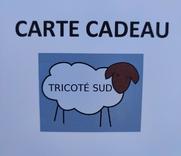 CARTE CADEAU TRICOTE SUD
