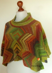 PONCHO ANGE + (3) (Medium)