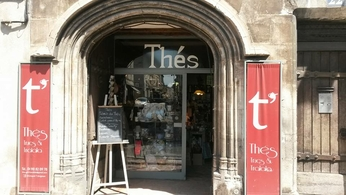 Boutique thés