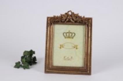 cadre photo dorures bureau ecriture id es cadeaux 06. Black Bedroom Furniture Sets. Home Design Ideas
