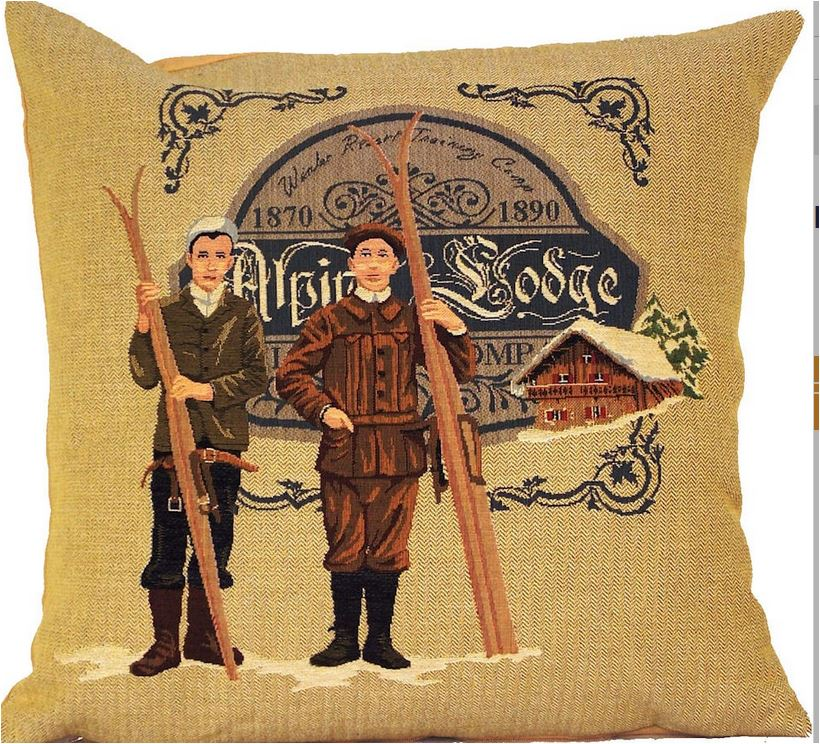 coussin skieur GM