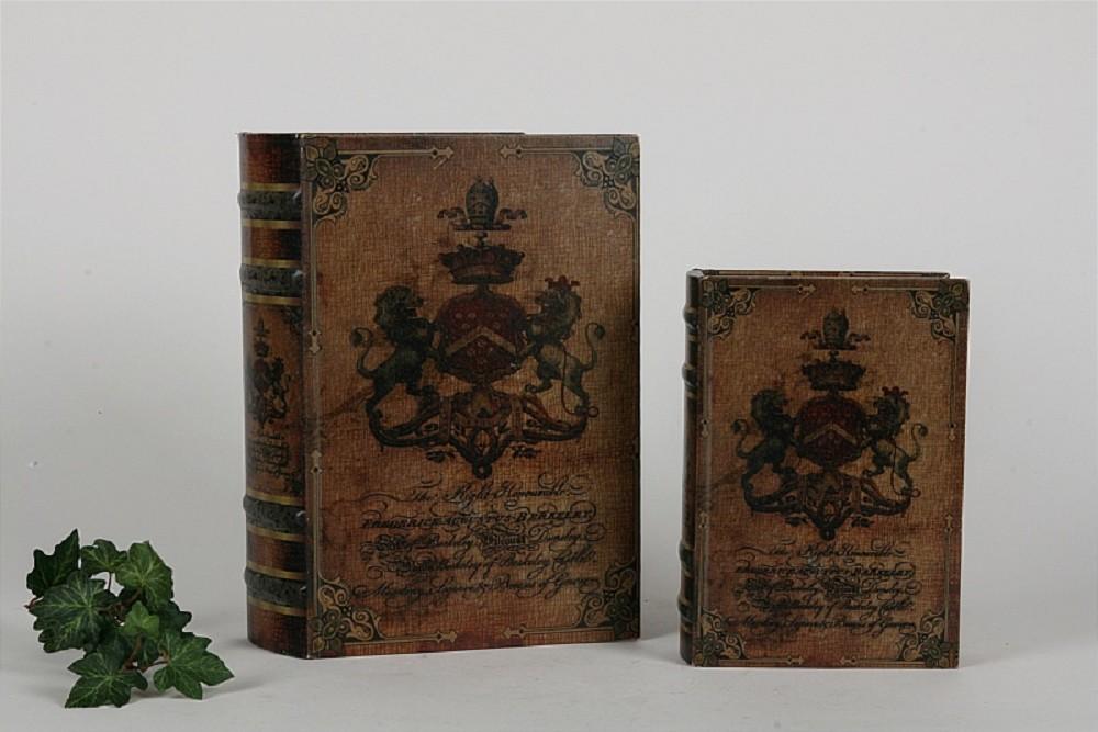 boite faux livres objet d co faux livres id es cadeaux 06. Black Bedroom Furniture Sets. Home Design Ideas