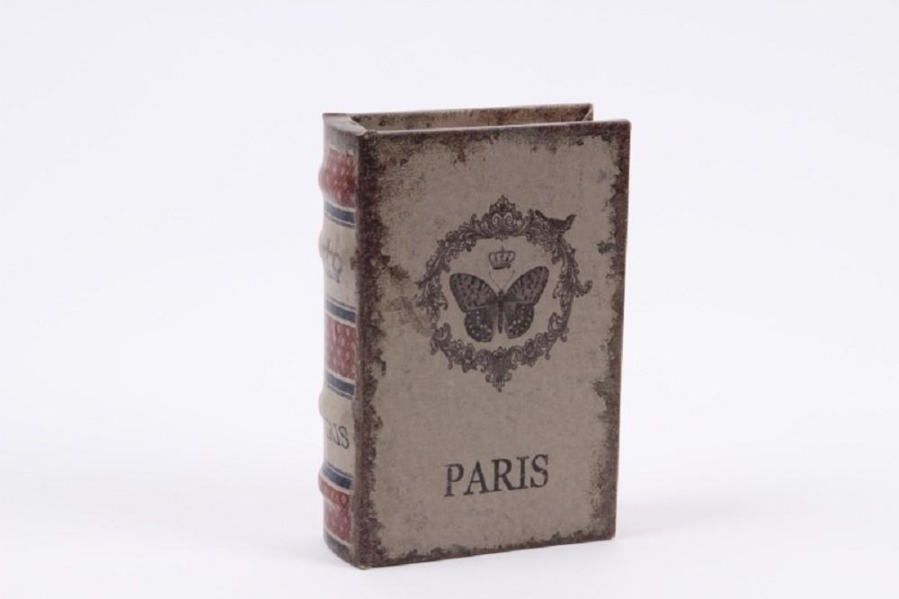 BOITE FAUX LIVRE PARIS