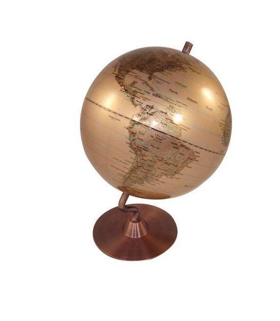 Globe terrestre, 25 cm