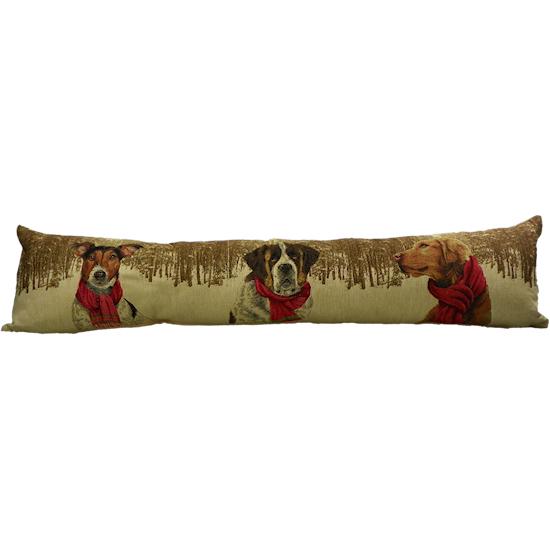 Boudin de porte chiens charpe cousins int rieur id es cadeaux 06 - Boudin de porte casa ...
