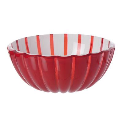 saladier guzzini grace rouge boutique valbonne