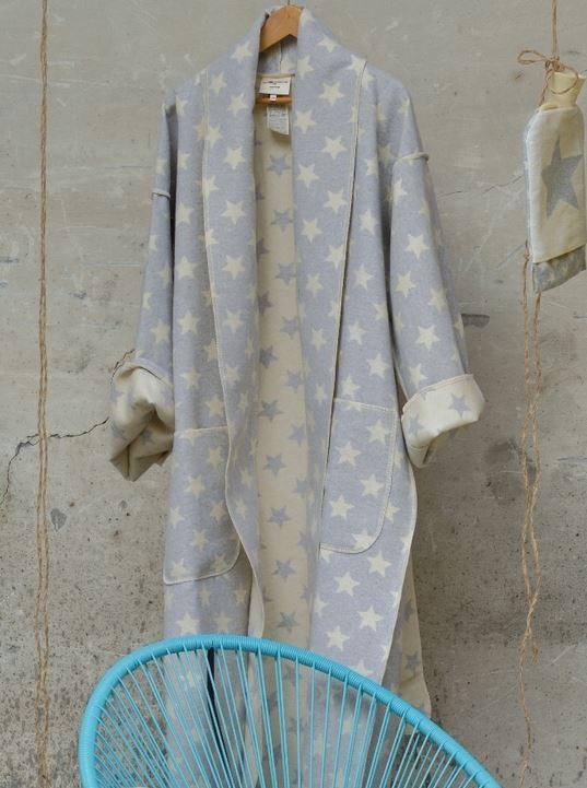 Kimono  etoiles  L / XL