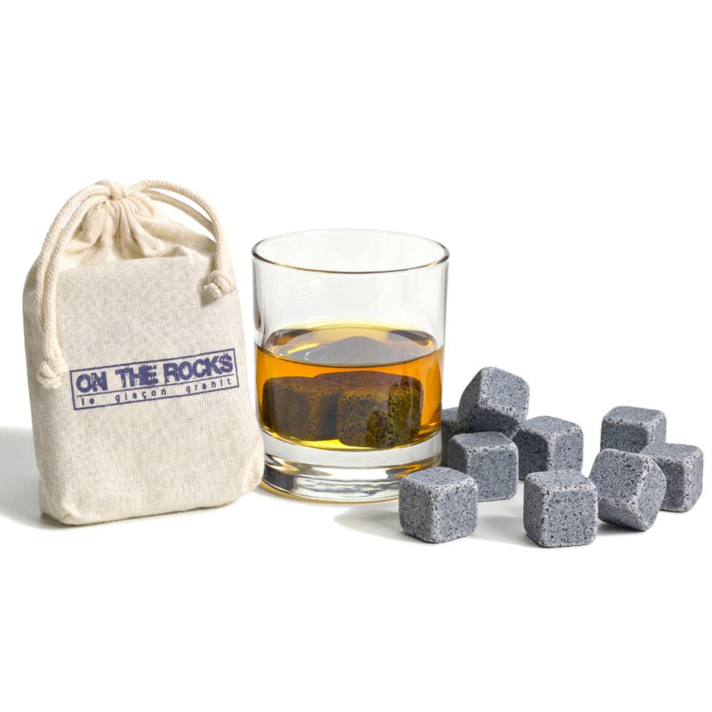 GLACONS EN GRANIT - PIERRES A ALCOOL