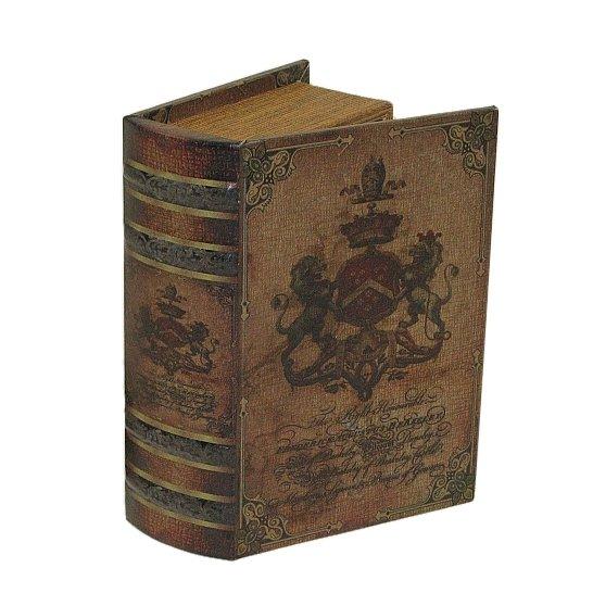 boite faux livre  boutique valbonne 112