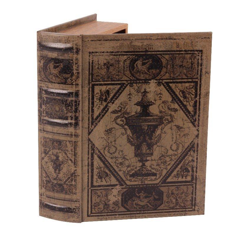 boite faux livre  boutique valbonne 130