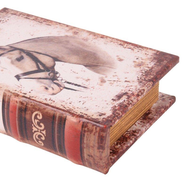 Boite faux livre