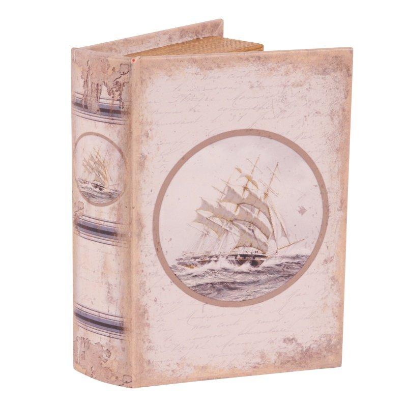 boite faux livre  boutique valbonne  224