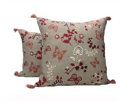 COUSSIN 45 X 45 COLLECTION PAPILLONS