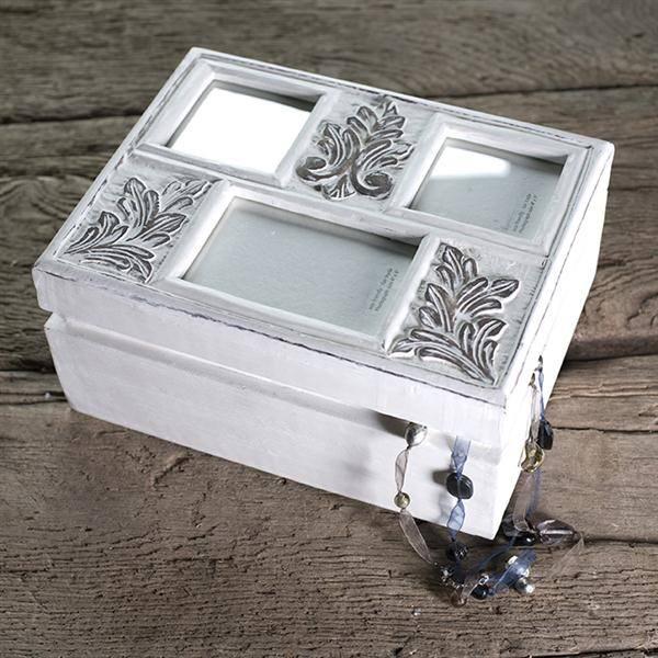 boite en bois sculpt objet d co boites id es cadeaux 06. Black Bedroom Furniture Sets. Home Design Ideas