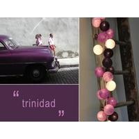 Guirlande lumineuse trinidad