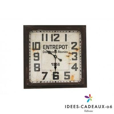 horloge indus boutique valbonne