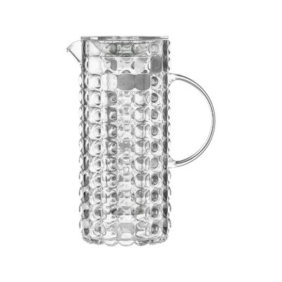 Carafe acrylique - GUZZINI - 1,75 litres - Transparente