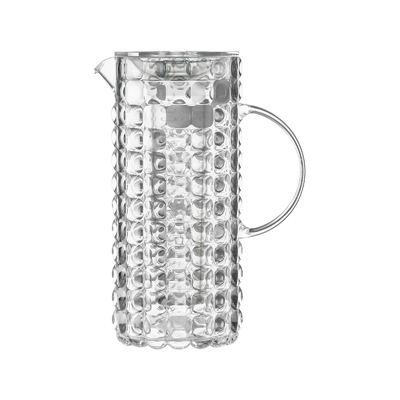 Carafe acrylique avec tube réfrigérant Tiffany