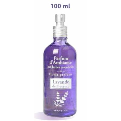 parfum d'ambiance huile essentielle lavande