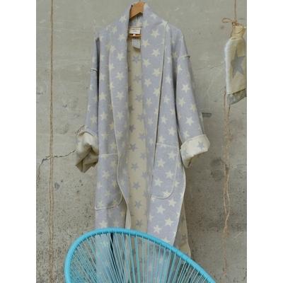 """Kimono """" etoiles """" L / XL"""
