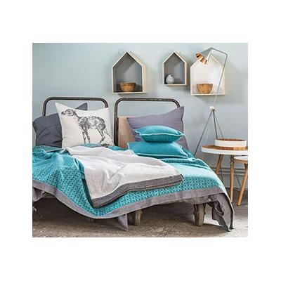 Plaid / jeté de lit - canapé 210X220