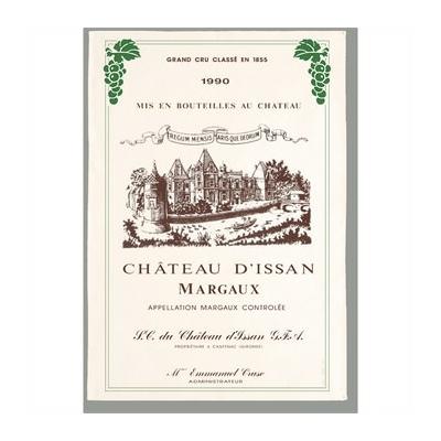 Torchon Margaux Chateau d'Issan