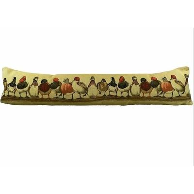 Boudin de porte canards style tapisseriee