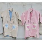 kimono  enfant plaid boutique valbonne 2