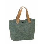 kento gris sac crochet en raphia boutique valbonne