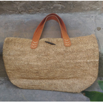 sac crochet en raphia boutique valbonne