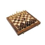 jeux d'echec magnetique bois boutique valbonne