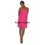 pareo rose indien