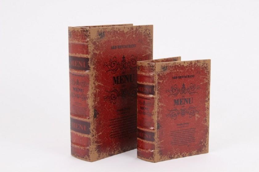 boites faux livres objet d co faux livres id es cadeaux 06. Black Bedroom Furniture Sets. Home Design Ideas