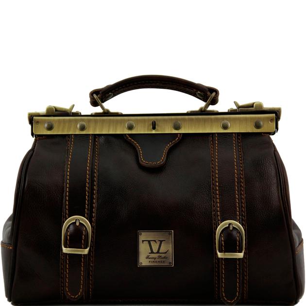 TL10034 mona lisa marron foncé sac cuir femme