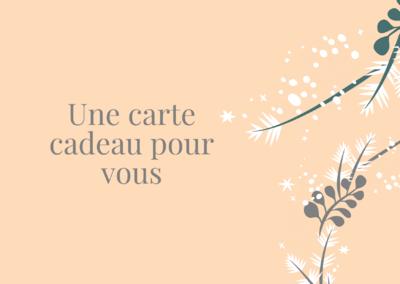 Carte cadeau La Box_cartegorie