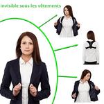 invisible sous les vêtements pro